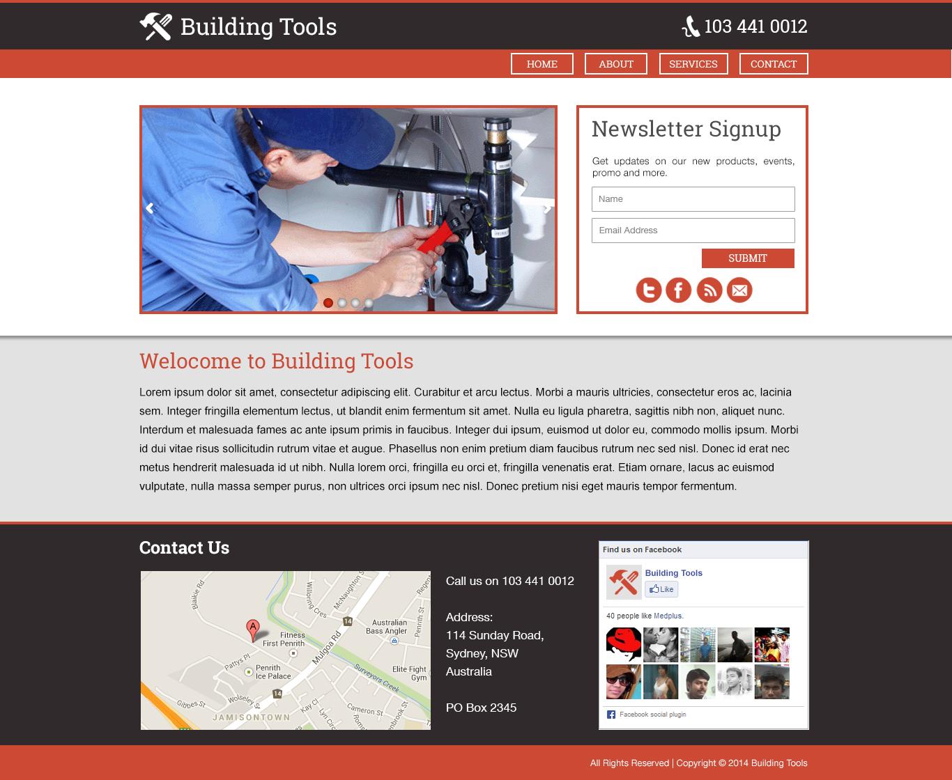 Tradesman dating website