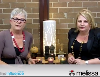 Online Influence interviews Melissa Ferrari