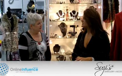 Online Influence Interviews Suzi's Jewellery & Accessories